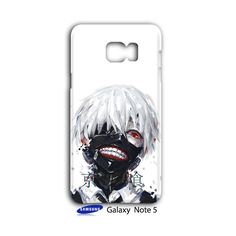 Tokyo Goul Anime Samsung Galaxy Note 5 Case Cover Wrap Around