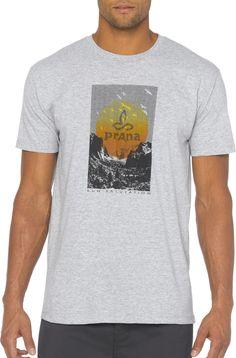 Prana Male Daybreak T-Shirt - Men's