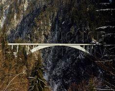 Salginatobel Bridge Switzerland