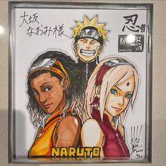 Tenista Naomi Osaka, Sakura Haruno, Uzumaki Naruto. Sakura Haruno, Naruto E Sakura, Manga Naruto, Naruto Art, Anime Manga, Osaka, Sasusaku Doujinshi, Sasuhina, Shikamaru