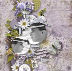 Sinfonia {Kit} by #ValentinasCreations #thestudio #digitalscrapbooking
