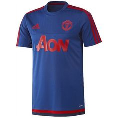 7df5d286d ADIDAS MANCHESTER UNITED YOUTH 15 16 TRAINING JERSEY Manchester United  Youth