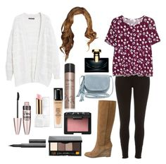 """""""Teen Wolf- Lydia Martin Inspired Outfit"""" by lili-c ❤ liked on Polyvore featuring River Island, MANGO, Violeta by Mango, Lucky, Bulgari, Ouidad, Kimchi Blue, Lancôme, NARS Cosmetics and Guerlain"""