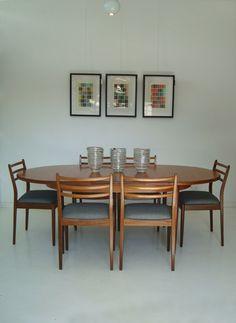 G-Plan Vintage Dining