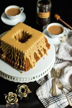 earl grey bundt cake with milk and honey glaze | Brooklyn Homemaker