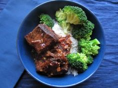 Life on Food: Slow Cooker Asian Beef Short Ribs