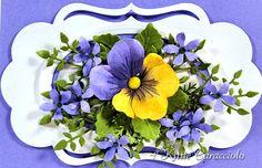 susans garden sizzix - Google Search