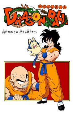 Yamcha, Puar, and Krillin Dbz Manga, Manga Dragon, Jojo's Bizarre Adventure, Dragon Ball Z, Kai Arts, Manga Pages, Illustration, Graphic Design, Rock