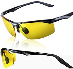 b9d068cb101 ATTCL HD Aluminum Frame Night Vision Polarized Driving Sunglasses 2206  Night Vision   Want additional info  Click on the image. Lucy Mckenzi · Mens  Eye Wear