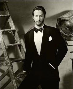 "This man is just pure perfection ""Keanu Reeves"""