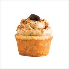 Cappuccino Cupcakes Recipe - Classic and Indulgent Cupcake Recipes - Southern Living Yummy Cupcakes, Mini Cupcakes, Cupcake Cakes, Sweet Cupcakes, Big Cupcake, Cupcake Wrappers, Cappuccino Cupcakes, Coffee Cupcakes, Chocolate Cupcakes