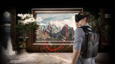 MSI's Super-Lightweight VR One Backpack Takes Virtual Reality Gaming Into The Mobile Arena  #mobile #MSI #PC #vr Suppose with us, just for a moment's worth of fun, that unlocking the secrets of shrinking matter to the proportions of subatomic particles or expandi...