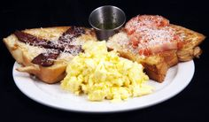 Kozy Kitchen - for a brunch date with Kevin