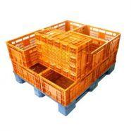 Caixa plástica hortifruti é ideal para transportar e armazenar frutas e legumes, a caixa segue rigorosamente as normas de higiene. Veja mais no link!