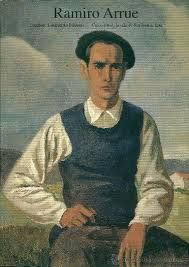 Ramiro Arrue (1892 - 1971) was a Basque painter, illustrator, and ceramist, of Spanish nationality, who devoted his work to the Basque Country - The Beret Project: September 2013