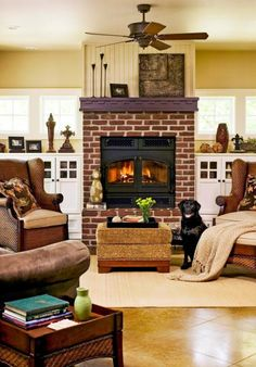 20 Comfortable Family Rooms