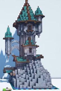 Minecraft Farm, Minecraft Cottage, Minecraft Castle, Minecraft Medieval, Cute Minecraft Houses, Minecraft Plans, Minecraft Survival, Minecraft Construction, Amazing Minecraft