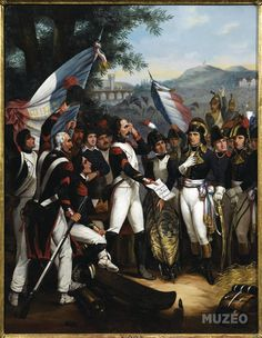 Nicolas-Eustache Maurin, Napoleone tra la guardia