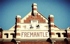 Fremantle w Western Australia
