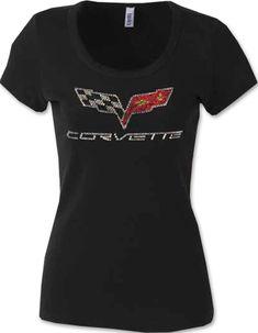 bfec17a0c 54 Best Corvette T-Shirts images in 2019 | Chevrolet corvette c1 ...