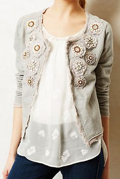 jeweled floret cardigan  http://rstyle.me/n/hn5evpdpe