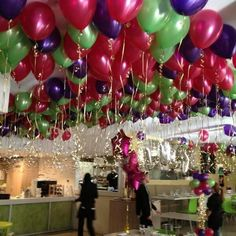 Balloon decorations are always on trend, and no matter what the function it is, balloons are the required things that increase the beauty of the event. We at Balloon HQ are specialize in all type of balloon decoration. For more details contact us+61 1300 596 611 or visit our website. Balloon Tree, Balloon Ribbon, Balloon Shop, The Balloon, Cheap Helium Balloons, Helium Tank, Birthday Balloons, Birthday Parties