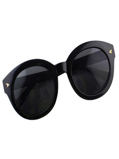 1eceb2546a Shop New Fashion Women Rounded Women Sunglasses 2015 online. SheIn offers  New Fashion Women Rounded Women Sunglasses 2015   more to fit your  fashionable ...