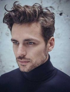 awesome men haircuts for oval face 2019 men s haircut styles mens hairstyles haircuts for men for 2019 12 hair cut styles for men mens haircut style senior mens hairstyles 266 25 best hairstyles for older men handsome and cool – the latest men s. Wavy Hair Men, Haircuts For Wavy Hair, Quiff Hairstyles, Classy Hairstyles, Haircuts For Men, Short Haircuts, Modern Hairstyles, Hairstyles 2018, Asian Hairstyles