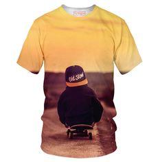 Old Skool T-Shirt #yoprnt #wanelo #tee #oldskool