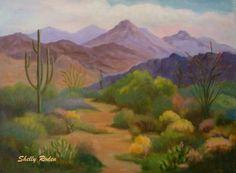 Favorite Desert Painting