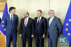 BREAKING: Eurogroup agrees to offer #Greece 3-year support from the European Stability Mechanism (file pic)