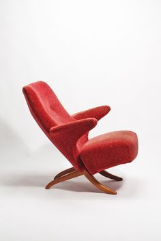 Theo Ruth, Kanguru Lounge Chair (1957)