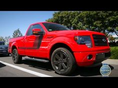 In 60 Seconds or Less - 2014 Ford F-150 Tremor