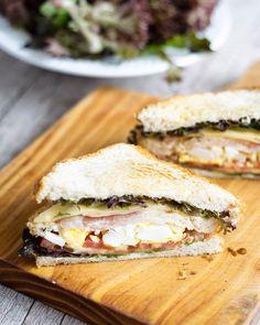 Tem coisa boa vindo por aí... #malasepanelas #comida #clubsandwich #fotodecomida #receita #euquefiz #foodporn #foodie #blogdecomida
