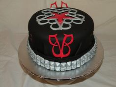 black veil brides birthday cakes