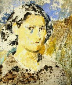 Joan Eardley Self Portrait