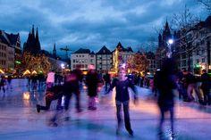#Weihnachtsmarkt in der Kölner Altstadt / Christmas Market in #Cologne Old Town