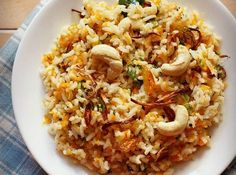 Carrot Rice Recipe with step by step photos. Carrot Rice is lightly spiced and delicious rice recipe and can be made quickly. Cooked Rice Recipes, Leftover Rice Recipes, Rice Recipes For Kids, Basmati Rice Recipes, Leftovers Recipes, Veggie Recipes, Vegetarian Recipes, Dinner Recipes, Cooking Recipes