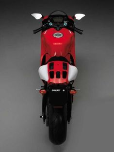 June 2006 Ducati became the first manufacturer to release a roadgoing version of a MotoGP race machine yesterday, when it showed the prototype version of th Ducati 999r, Ducati Motorcycles, Custom Motorcycles, Custom Bikes, Ducati Desmosedici Rr, Motogp Race, Italian Grand Prix, Super Bikes, Crotch Rockets