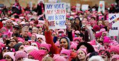 the March on Washington 01/21
