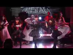 BABYMETAL - Gimme Chocolate!! (The Late Show with Stephen Colbert)