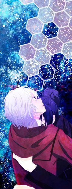 No. 6 ~~ In the shadow of the dome :: Nezumi & Shion