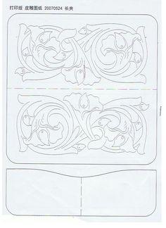 wallet sheridan pattern