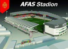 AFAS Stadion - KV Mechelen.
