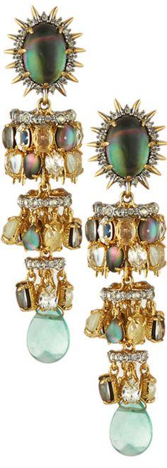 Alexis Bittar ~ Chandelier Earrings