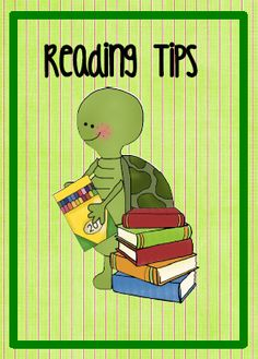 Teach123 - tips for teaching elementary school: Reading Recovery Techniques in the Classroom