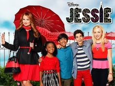 Jessie also helped me grow up I loved this show