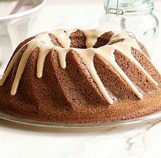 bundt cake recipe -espresso gingerbread cake