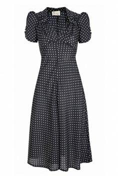 Tara Starlet | Polkadot Sweetheart Dress