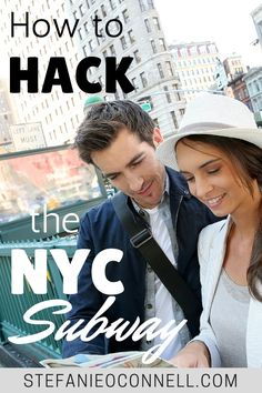 READ-Just move to NYC? Or maybe you are here on vacation? Either way, taking the subway is not hard! I'm sharing how to hack the NYC subway that anyone can do!